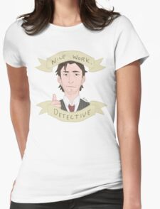 Sebastian Castellanos Seal of Approval Womens Fitted T-Shirt
