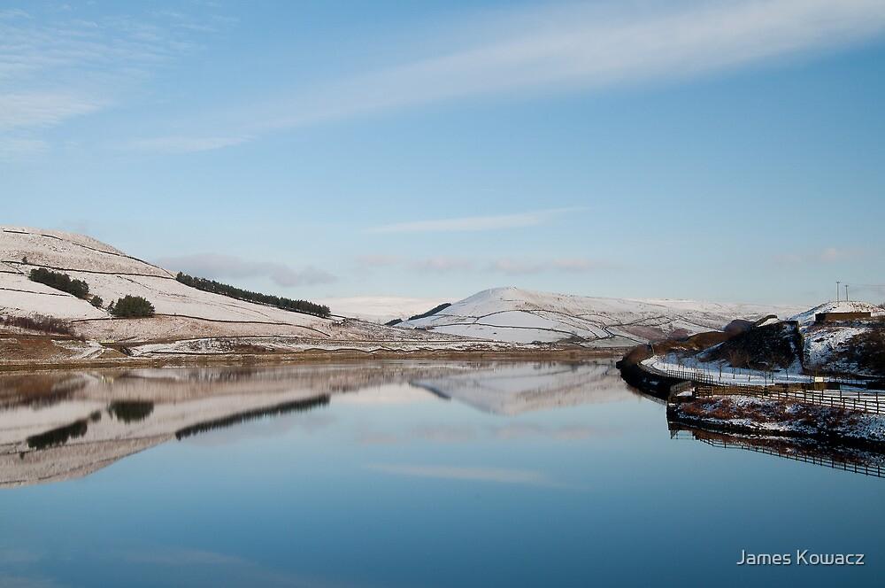 Woodhead Reservoir  by James Kowacz