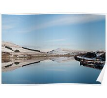 Woodhead Reservoir  Poster