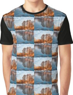 Cold Ice Trio - Lake Ontario Impressions Graphic T-Shirt