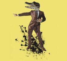 Crocodile Man by Extreme-Fantasy