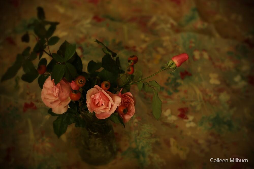 La vie en rose by Colleen Milburn