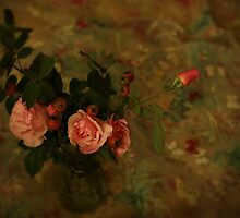 La vie en rose by Colleen Milburn