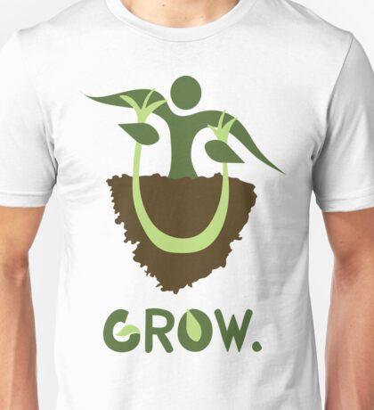 GROW - Hidden Truth Unisex T-Shirt