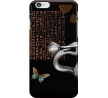 The Brush iPhone Case/Skin