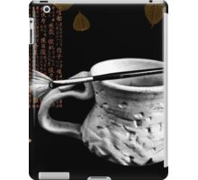 The Brush iPad Case/Skin