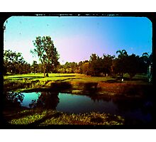 4th Hole Photographic Print