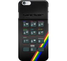 Sinclair ZX Spectrum iPhone Case/Skin