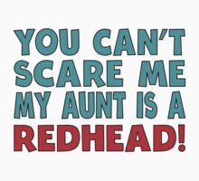 My Aunt Is A Redhead One Piece - Short Sleeve
