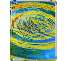 Colorful Water Abstract iPad Case/Skin
