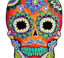 Skull by rodrigochr9