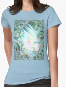 A star in the lake shirt Womens Fitted T-Shirt