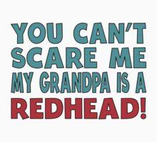 My Grandpa Is A Redhead Kids Tee