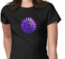 Purple delight - JUSTART © Womens Fitted T-Shirt