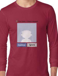 Friends? Ernie Long Sleeve T-Shirt