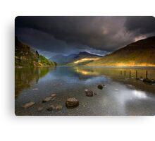 Cumbria : Lakeland Light Canvas Print