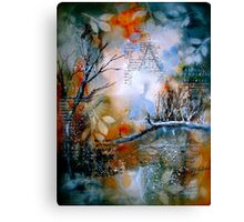Dreaming... Canvas Print