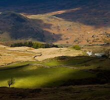 Cumbria: Lakeland Farmhouse by Angie Latham