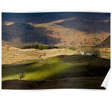 Cumbria: Lakeland Farmhouse Poster