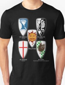 Shields White Unisex T-Shirt