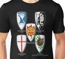 Shields White Unisex T-Shirt