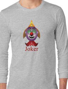 Joker Long Sleeve T-Shirt