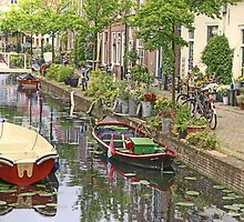 And again..a Touch of Impressionism ..Leiden in Holland by John44