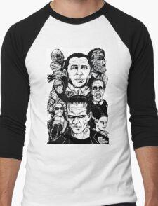 Universal Monsters Men's Baseball ¾ T-Shirt