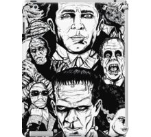 Universal Monsters iPad Case/Skin