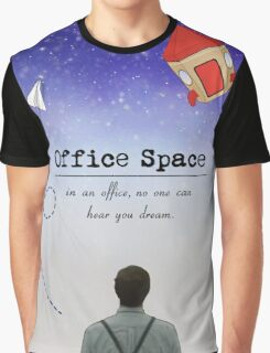 Office Space Graphic T-Shirt
