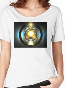 Sky Porthole Women's Relaxed Fit T-Shirt