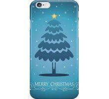 Christmas card 03 iPhone Case/Skin