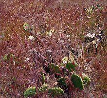 """""""Viola weeds & Cactus Emeralds"""" by bradley blalock by SphericSenseS"""