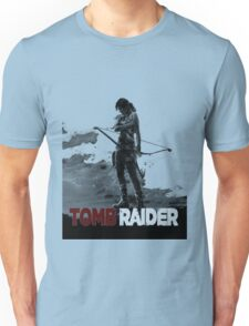 Tomb Raider Grey Unisex T-Shirt