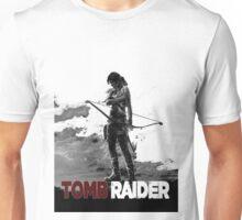 Tomb Raider Grey Unisex T-Shirt
