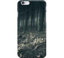 Dark Forest V iPhone Case/Skin