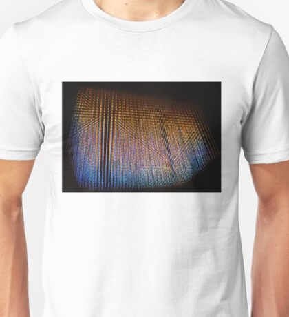 Jewels in Rainbow Colors  Unisex T-Shirt