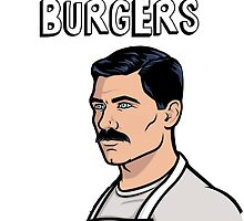 Archer's Burgers by nwang