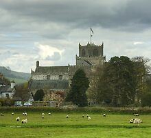 Cartmel Priory Church, Cumbria by VoluntaryRanger