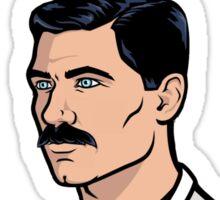 Archer's Burgers Sticker