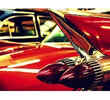tail light Photographic Print