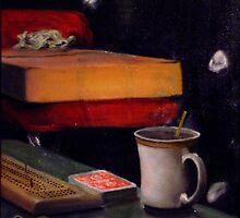 Break Room by Tim Brott