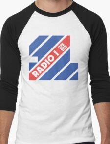 Radio 1 Men's Baseball ¾ T-Shirt