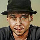 Leon the Artist by JolanteHesse