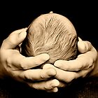 Holding the World In His Hands by Marcelle Raphael