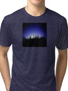 Evening Glow Tri-blend T-Shirt