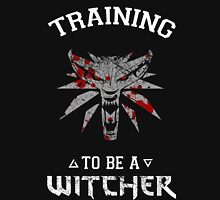 Training to be a Witcher   T-Shirt