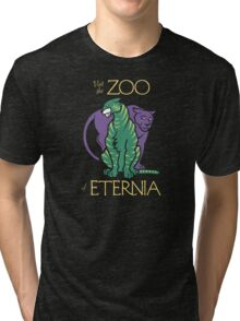 The Zoo Of Eternia  Tri-blend T-Shirt