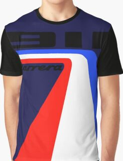 racing stripes Graphic T-Shirt