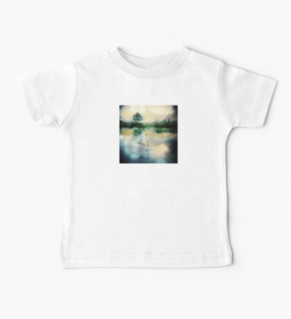 A Midnight's Summer Swan Lake Baby Tee